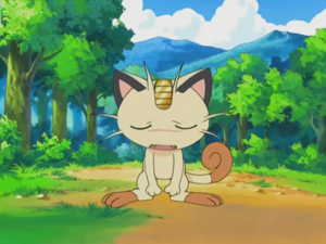 Meowth (Sandshrew's Locker!)