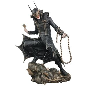The Batman who Laughs Statue.