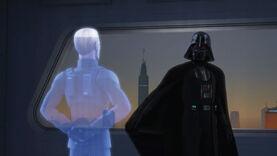 Vader proceeds
