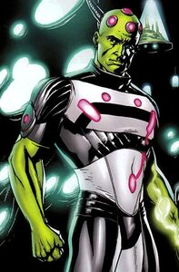 Brainiac New Earth 004