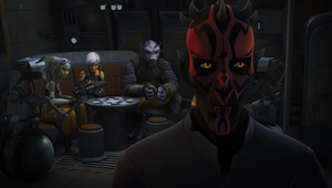 Maul hostages