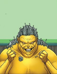 Mojo (Mojoverse) from X-Men Black - Mojo Vol 1 1 003