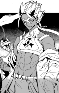 Shura First Appearance