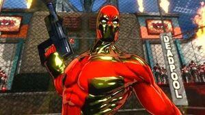 Spider-Man Shattered Dimensions - Walkthrough Part 9 - Deadpool (Ultimate Spider-Man)