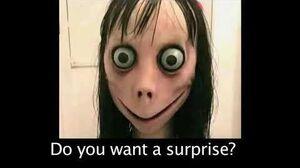 THE MOMO SONG creepy or not creepy-1