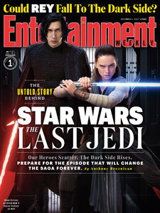 The Last Jedi November EW Covers 01