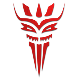 The Red Dragon Clan Insignia