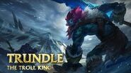 Trundle Champion Spotlight Gameplay - League of Legends