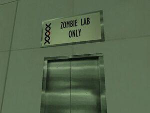 Zombotech zombie lab