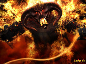 Balrog of Morgoth