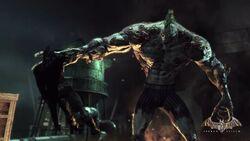Batman-Arkham-Asylum-Wallpaper-yuiphone-Joker-On-Titan-Virus-Battling-Batman