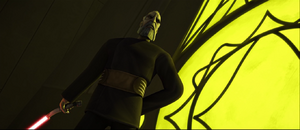 Count Dooku no technique