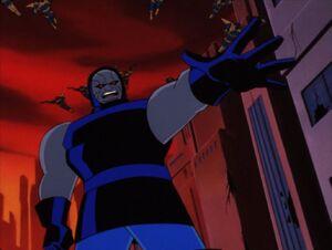 Darkseid speech