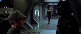 Darth Vader message