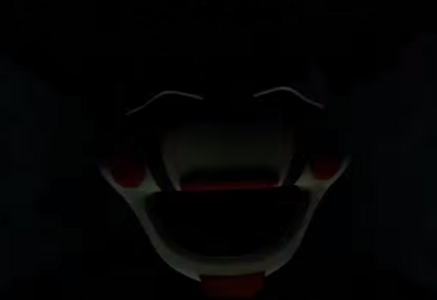 Fnaf 2 The Puppet Death Screen Remake YouTube