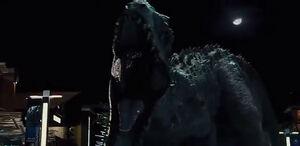 I-Rex'c villainous breakdown