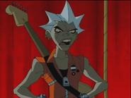 Punk Rocket in the concert