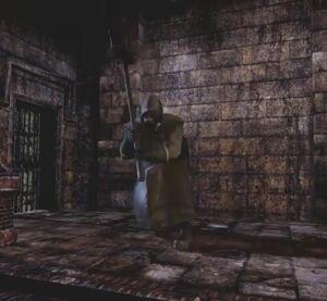 Silent hill downpour hammer monster