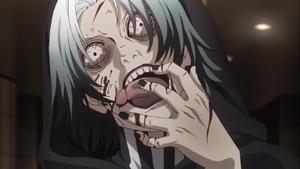 Takizawa as a ghoul re anime