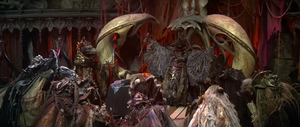 The Successor to the Skeksis Throne