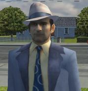 Vito in Mafia City of Lost Heaven