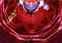 Yuga Ganon defeats Link