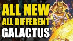 All New All Different Galactus (ANAD Ultimates Vol 1 Start With The Impossible)