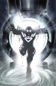 Anti-Monitor Black Lantern Corps 001