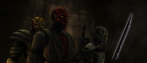 Darth Maul allow