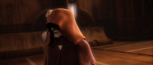 Darth Sidious act