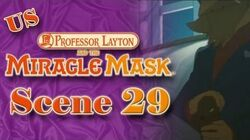 Professor Layton and the Miracle Mask - Scene 29 US