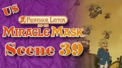 Professor Layton and the Miracle Mask - Scene 39 US