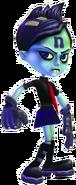 Titans-Mind over Mutant Nina Cortex