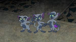 Trio as kittens