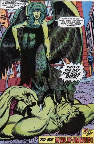 Harpy (Marvel)