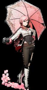 Neo Politan (BlazBlue Cross Tag Battle, Character Select Artwork)
