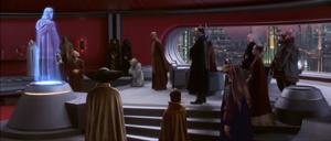 Palpatine senators