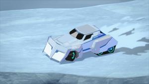 Polarclaw Vehicle Mode