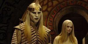 Prince Nuada & Princess Nuala