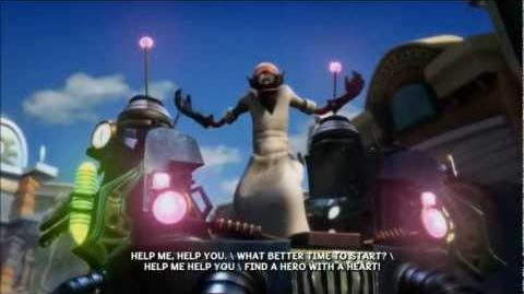 All Mad Doctor Songs from Epic Mickey 2