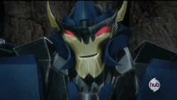 Dreadwing's Grin