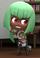 Emerald Sustrai (RWBY Chibi)