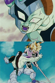 Frieza's Death