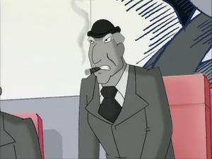 Grey Gentleman Supreme