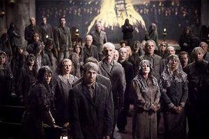 Members of the Brethren