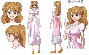 Pudding Anime Concept Art