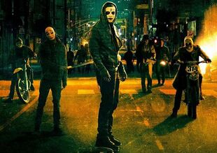 The Bikers The Purge Anarchy  Villains Wiki  FANDOM
