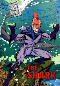 The Shark New Earth