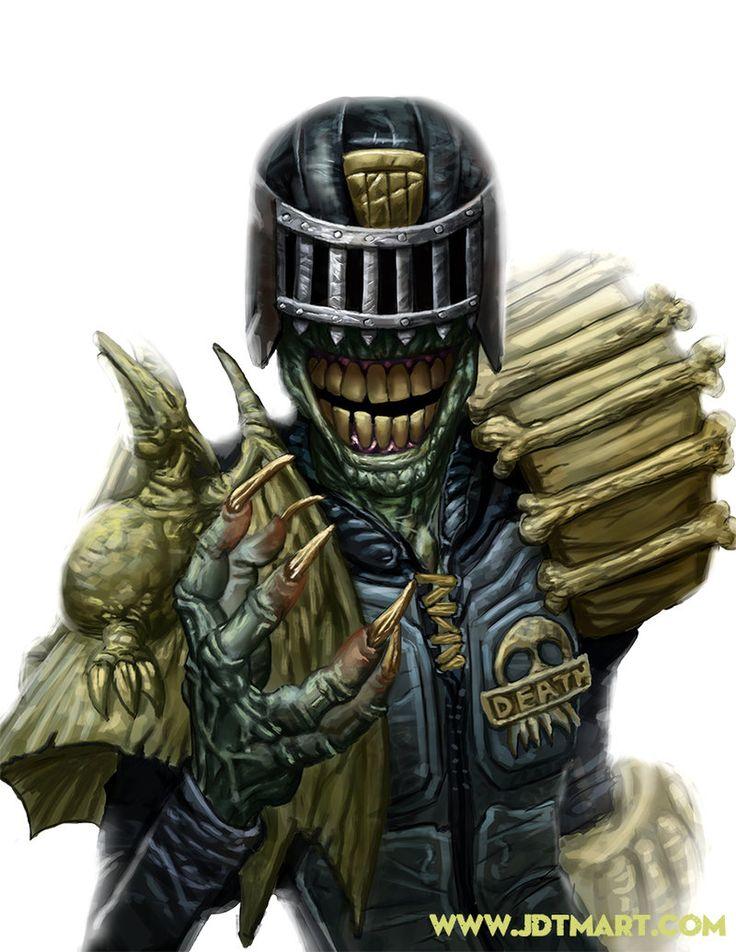 Categoryjudge Dredd Villains Villains Wiki Fandom Powered By Wikia