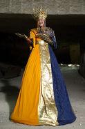 Amadam in Gara's outfit